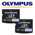 Быстрые карты xD-Picture Card Type M+ от Olympus